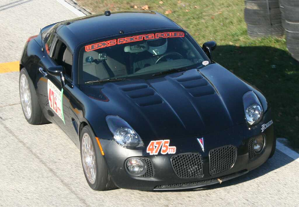 Hood Scoop Pictures Anyone Pontiac Solstice Forum
