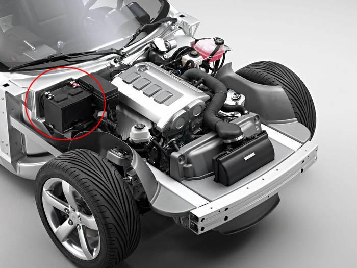 Solstice Service Battery Replacement Procedures
