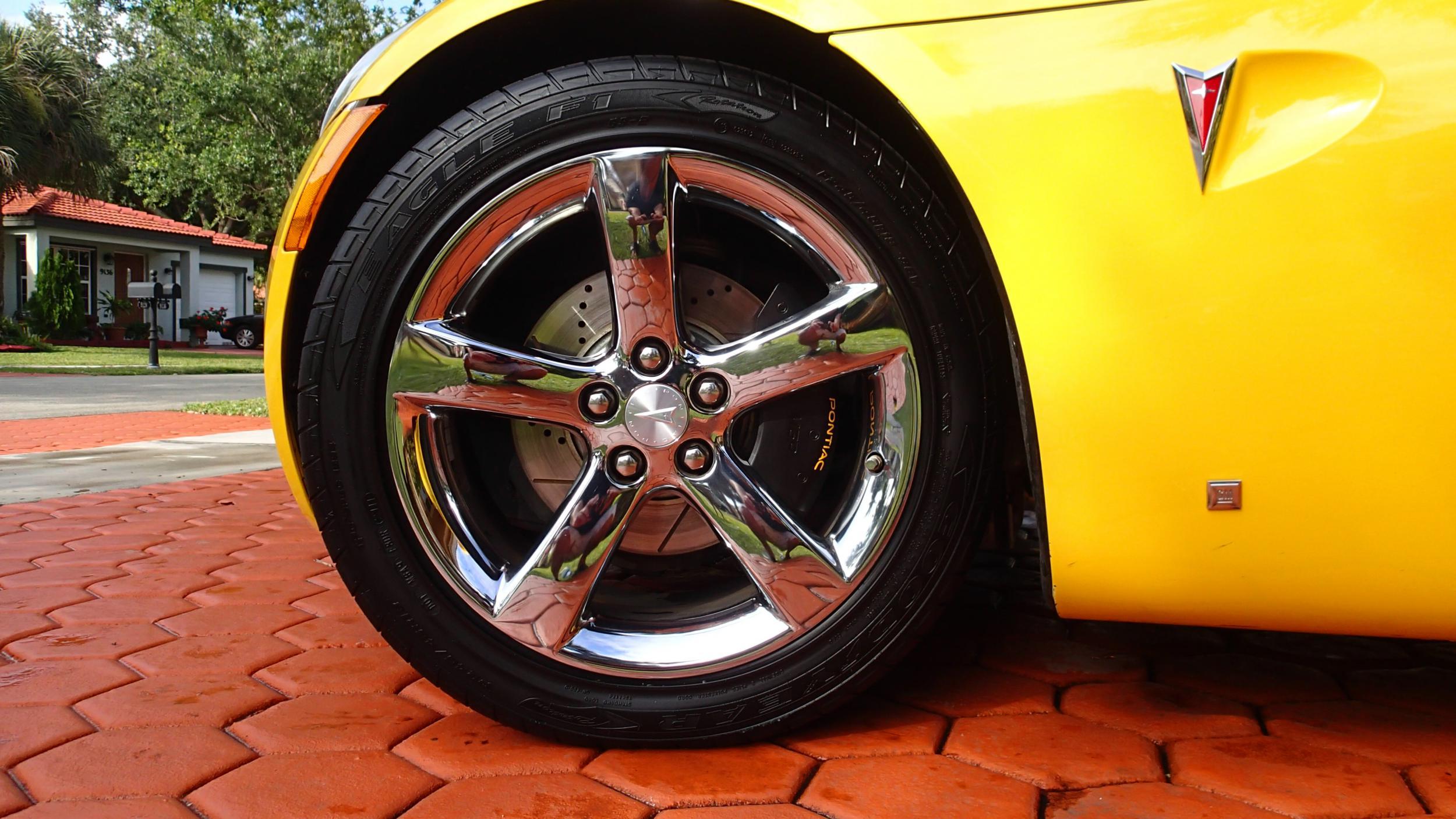 powerstop rotors and brakes kit Pontiac Solstice Forum