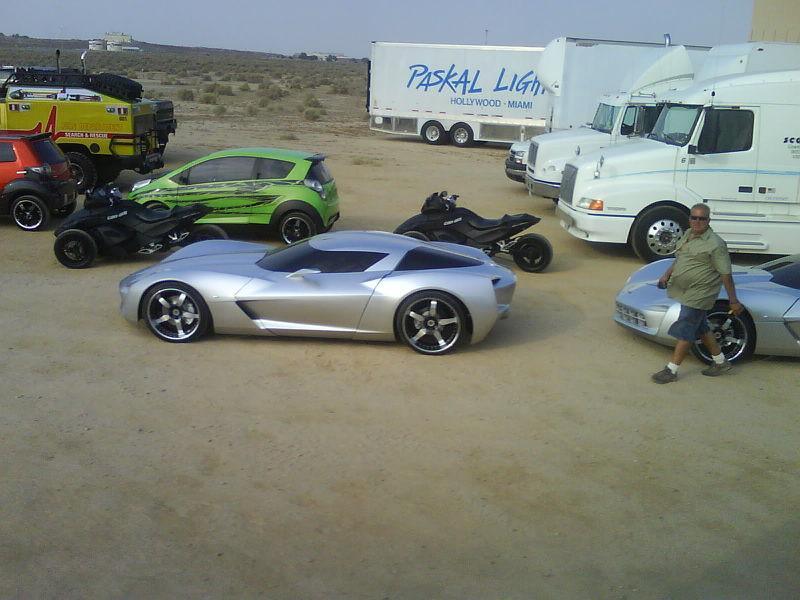 I spy a C7 Corvette concept  Pontiac Solstice Forum