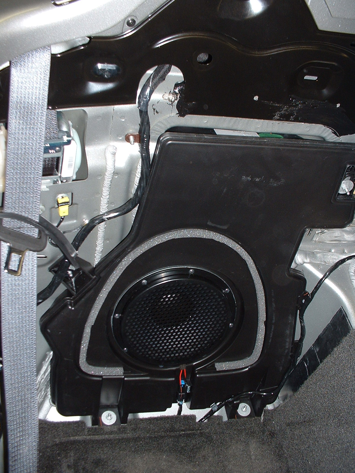 Monsoon Sub And Amp Nekkid Pictures Pontiac Solstice