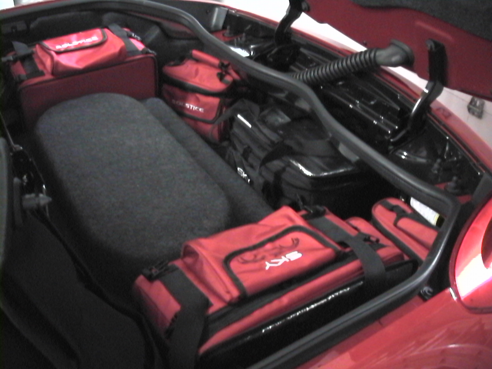 Solstice Trunk Bag Pontiac Solstice Forum