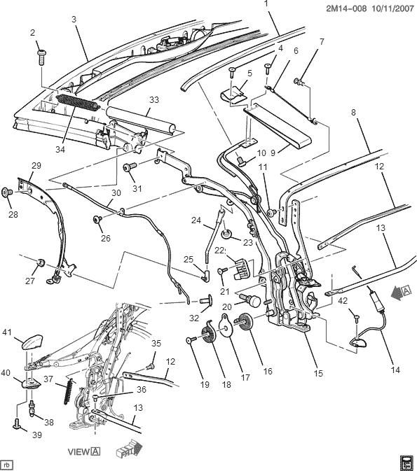 18467d1311863321 help convertible top leaking folding top hardware part 2 2m1400801 pontiac solstice engine diagram pontiac wiring diagram instructions