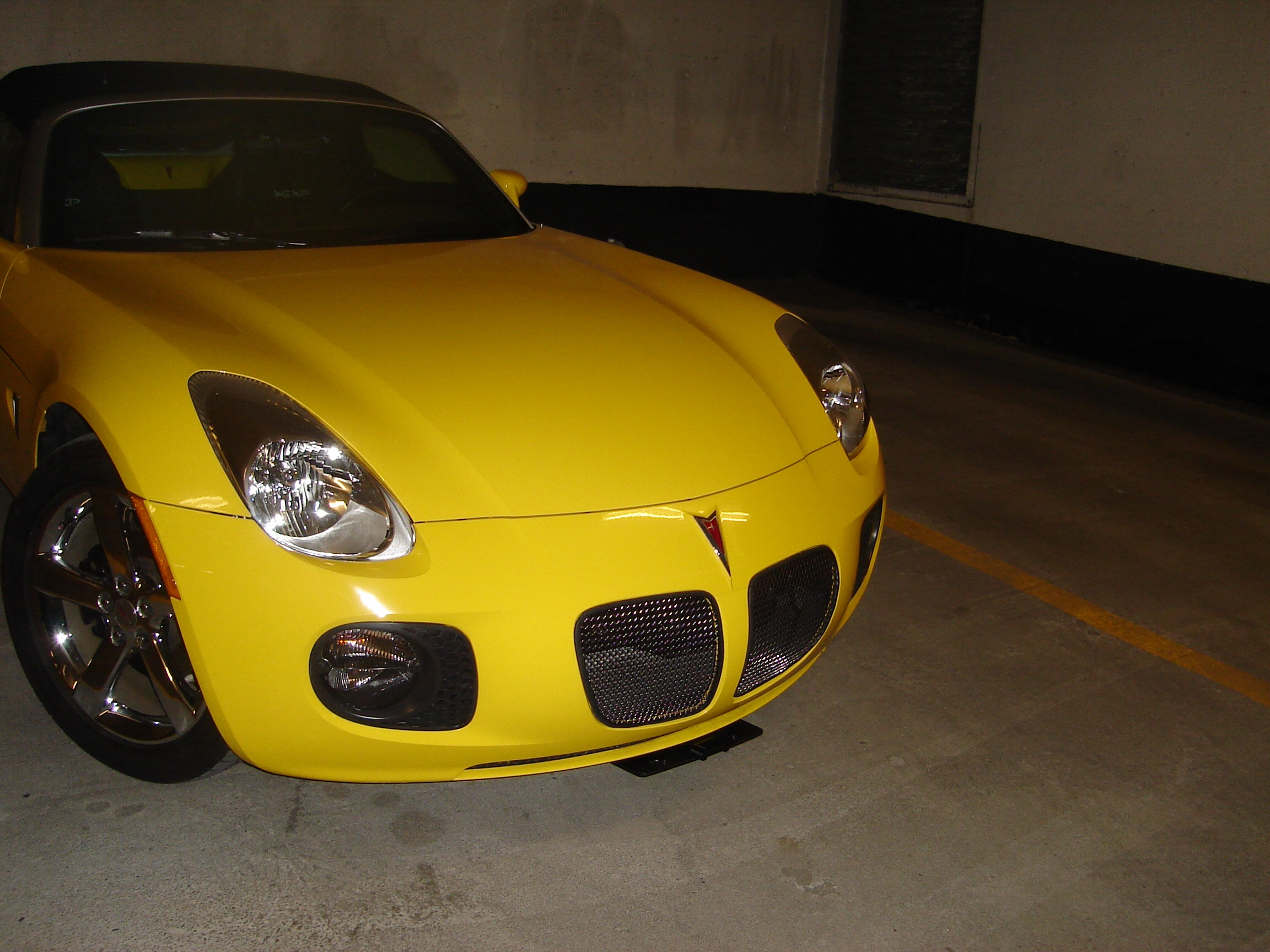 Northern California 2005 Pontiac Solstice 2 4l: Norm's GXP Front Splitter And Other Stuff!