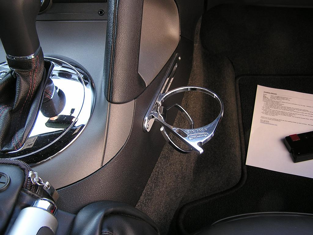 The perfect cup holder solution mercedes benz slk forum for Mercedes benz cup holder replacement
