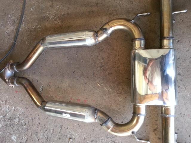 Werks Hiflow Cat Solo Exhaust Mr Resonatorsresonator: High Flow Exhaust Resonator At Woreks.co