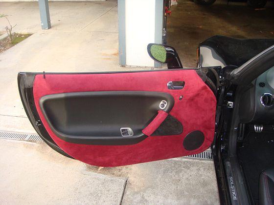 My Custom Door Panels Pontiac Solstice Forum