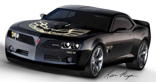The Muscle Car That Will Never Be The Pontiac Trans Am