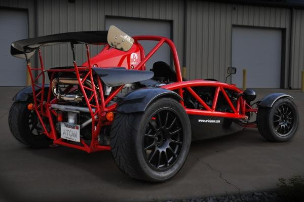 Showcase cover image for Ariel Atom - Sold