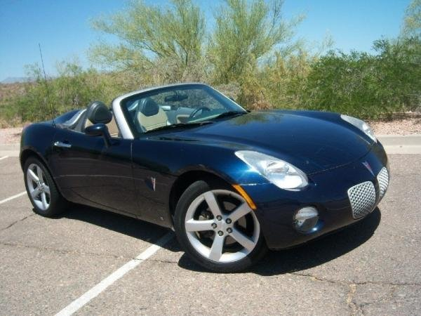 Showcase cover image for DarkBlueSun's 2006 Pontiac Solstice