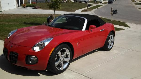 Showcase cover image for mjaybird65's 2008 Pontiac Solstice GXP