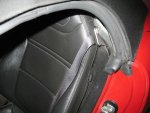 Pontiac Solstice Saturn Sky Seatbelt Guides
