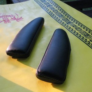 Carolina Customs arm rests