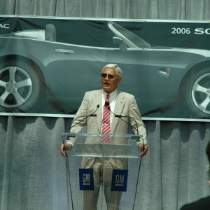 """The Man"" - Bob Lutz"