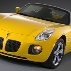 Yellow GXP front