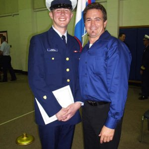My Son Graduated US Coast Guard..he needs a Solstice!